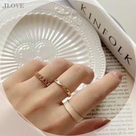 特价三件套戒指拍完即止限每个账号一次