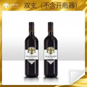 14.5度高 档红酒750ml2支装