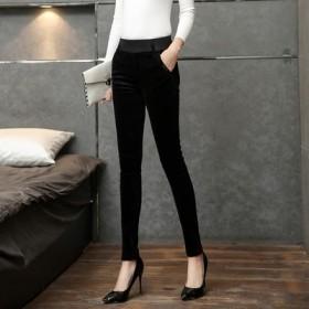 高级好货 秋冬款女裤 材质保证 如假包赔 多色选