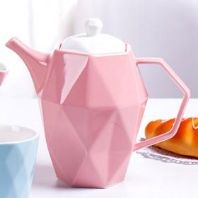 陶瓷杯四个杯子或者单个水壶陶瓷水壶