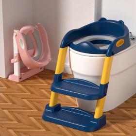 儿童马桶坐便器楼梯式