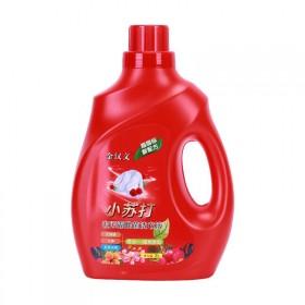 小苏打洗衣液洁净18个活性物持久留香家用