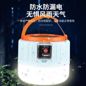 LED充电式户外露营地摊灯