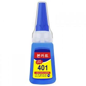 401胶水强力胶1支装