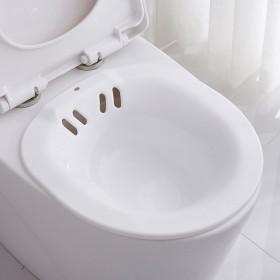 孕妇马桶坐浴盆私处