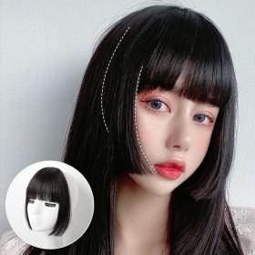公主切刘海假发女姬发式二次元仿真发丝刘海片自然隐形