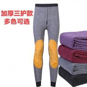 秋冬爆款多色护腰护膝保暖裤