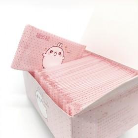 湿巾小包单片装便携随身装一次性湿纸巾