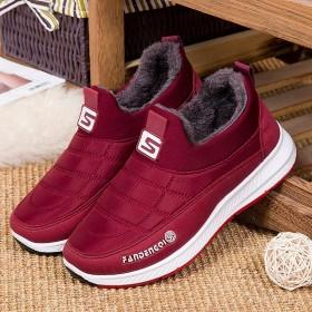 老北京妈妈鞋中老年健步鞋