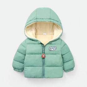 儿童棉服男女小童装宝宝婴儿棉衣袄保暖冬装外套
