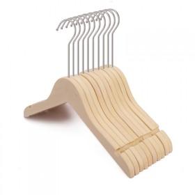 成人实木衣架10个
