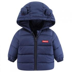 儿童轻薄羽绒棉服秋季男女童棉衣宝宝棉衣小童保暖外套