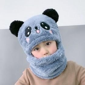儿童帽子女童男童秋冬