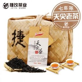 7年陈湖南安化黑茶天尖老茶