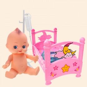 儿童过家家玩具套装小女孩医生玩具护士打针仿真听诊器