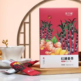 英贝健红糖姜茶1盒