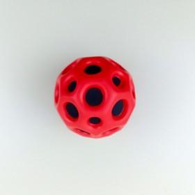 儿童实心PU发泡高弹球亲子互动少年弹力球