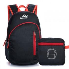 户外旅游超轻超薄可折叠皮肤包便携防包