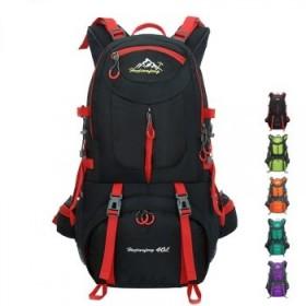 旅游登山包双肩包男士旅行包女防水大容量徒步超轻60