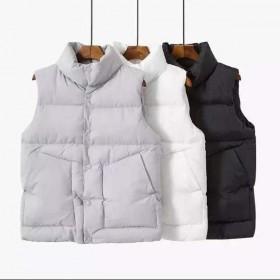 短款马甲女秋冬学生韩版外套
