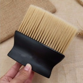扫头发刷子理发美发刷毛发清洁刷碎发刷纤维毛去发刷