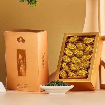 新茶铁观音正宗兰花浓香型安溪乌龙茶叶