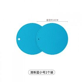 硅胶隔热垫 餐垫耐高温盘垫碗垫 加厚升级款
