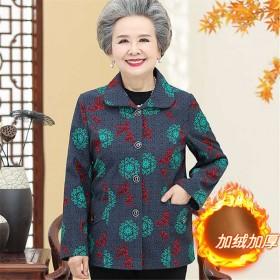 中老年女装春秋装外套