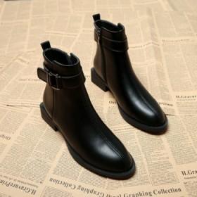 马丁靴子女鞋英伦风