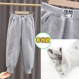休闲裤儿童裤子洋气