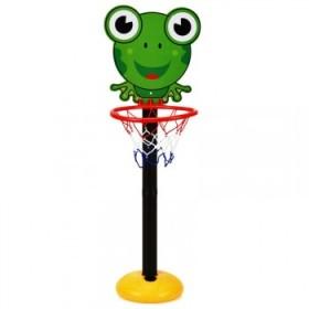 儿童篮球架室内外篮筐挂式投篮框宝宝球类运动玩具