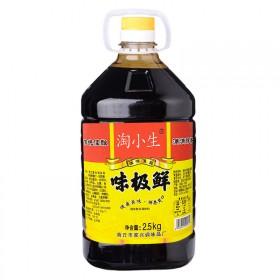 5斤 桶装酱油老抽黄焖鸡米饭酱料调料酱油
