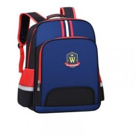 英伦时尚小学生1-6年级男女孩书包防水耐磨双肩背包