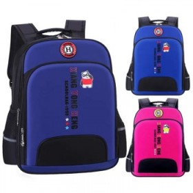 英伦时尚幼儿园学前班男女孩书包防水耐磨双肩背包书包