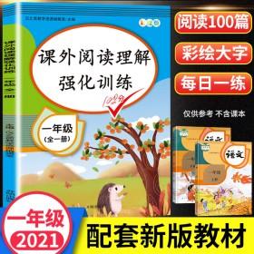 小学一年级阅读理解专项训练书