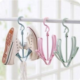 双钩晾鞋架家居生活小用品实用居家日用品凉鞋架