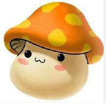商家:等我变成蘑菇活动